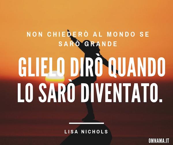Frasi di Lisa Nichols